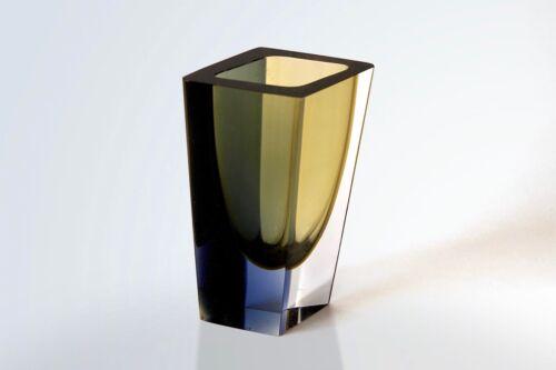 Original Midcentury Modern Glass Vase by Kaj Franck for Nuutajärvi Notsjö, 60