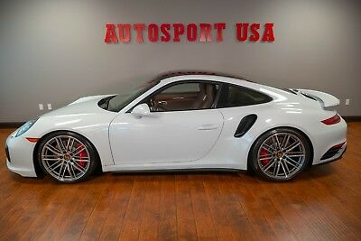 2017 Porsche 911 Turbo 2017 Porsche 911 Turbo coupe