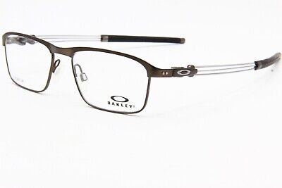 NEW OAKLEY OX 5124-0253 BROWN AUTHENTIC EYEGLASSES FRAME OX5124 RX 53-17