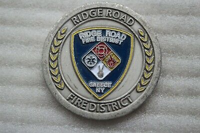 Ridge Road Fire District Greece NY First Internationally Challenge (Greece Ridge)
