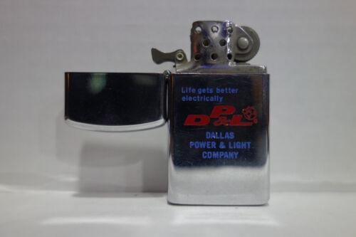 REDDY KILOWATT ZIPPO Lighter ELECTRICIAN GIFT. Dallas Power & Light.