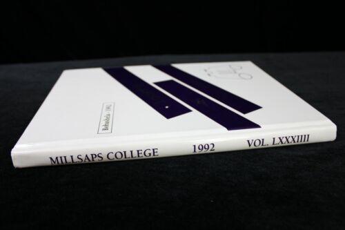 1992 Millsaps College Jackson Mississippi Bobashela Yearbook
