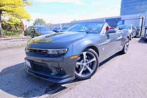 2015 Chevrolet Camaro Convertible SS W/2SS. Navi, Red Leather, N