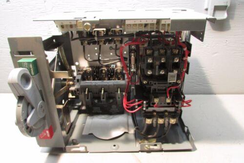 Allen Bradley 2112B-BDB-6XP-24R-901 Ser M Size 1 Centerline Motor Control Center