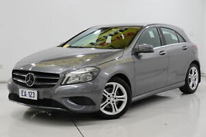 2015 Mercedes-Benz A-Class W176 805+055MY A180 D-CT Grey 7 Speed Sports Automatic Dual Clutch Brooklyn Brimbank Area Preview