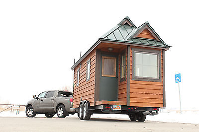 FOR SALE: Tiny House on Wheels -- Blue Sky Model
