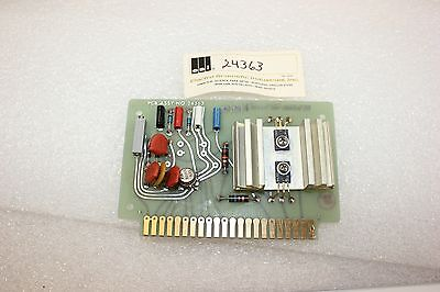 Electro Scientific Industries Yoke Amplifier Circuit Pcb Assy No 24363 C-27