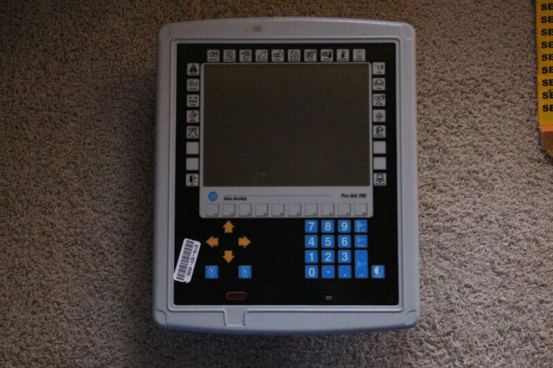 Allen Bradley 6500-ps7ts Pro-set 700 6500ps7ts