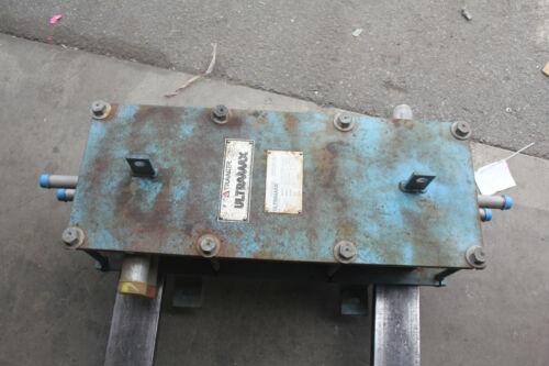Tranter Ultramax UM-020-M-08-HS-46 Plate Heat Exchanger 100psi 88 SQ FT New
