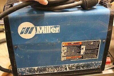 Miller Maxstar 200 Tigstick Combo Welder