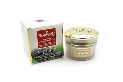 Crema Caracol+Acido Hialurónico+Aloe 50 Ml FLEURYMER