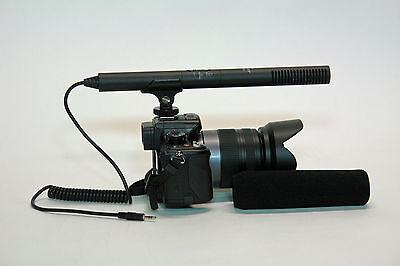 Pro D7500 Vm Sc Dslr Shotgun Mic For Nikon D7200 D7100 D7...