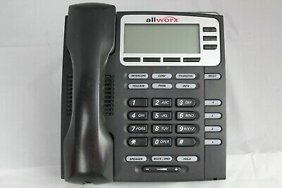 Refurbished Allworx 9204g Voip Office Phone