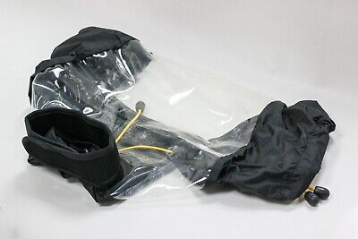 Kata Manfroto E-702 Elements Rain Cover For DSLR Camera + 70-200mm lens #410