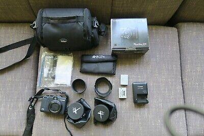 Canon PowerShot G15 12.1MP Digital Camera - Black