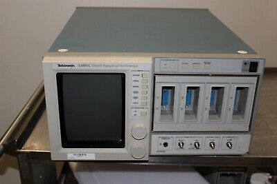5590 Tektronix 11801c Digital Sampling Oscilloscope