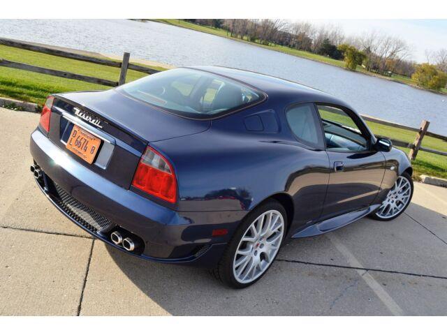 2005 Maserati Other Base Coupe 2-Door: 2005 MASERATI GRAN SPORT