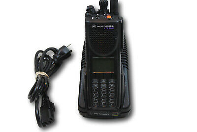 Motorola Xts3000 800mhz Model Iii P25 Digital