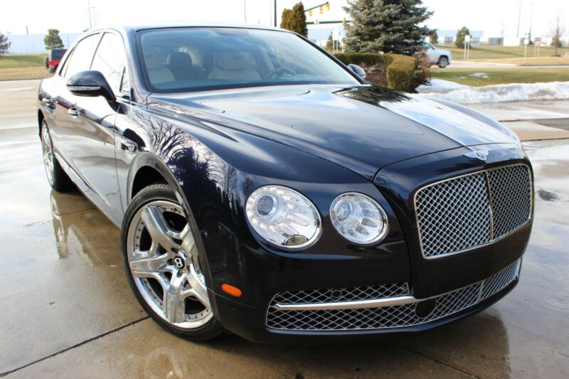 Image 1 Voiture American used Bentley Flying Spur 2014