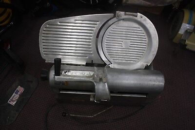 Hobart 1712e Automatic Commercial Deli Meat Slicer Restaurant Equipment. Used