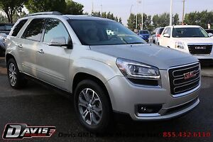 2014 GMC Acadia SLT1 Bose, Power Lift Gate & Back Up Camera