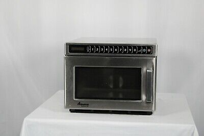 Used Amana Commercial Heavy Volume Microwave Hdc12a2