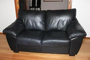 2 & 3 seater leather lounges Nick Scali Oatley Hurstville Area Preview