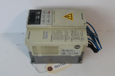 Mitsubishi Frequency Drive Fr-a024-0.75kp In1749