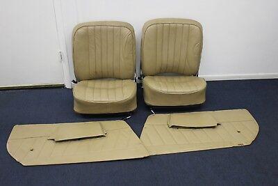 Leather Seats and door panels for 1968 Porsche 911