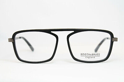 Booth & Bruce Chalkboard HD BB1702 Original Brille Eyeglasses Gafas Bril Black