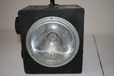 Vtg Strobotac Stobe Light General Radio 631-bl - As Is - Steampunk