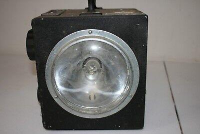 Vtg Strobotac Stobe Light General Radio 631-bl - As Is - Steampunk
