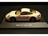 Herpa 028868-1//87 PORSCHE 911 TARGA 4-racinggelb-NUOVO
