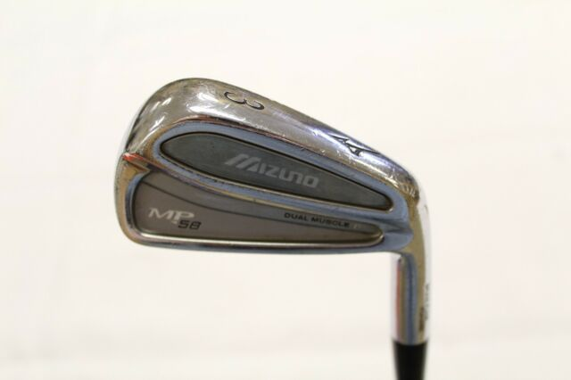 Ued Mizuno MP 58 Single 3 Iron Project X 6.5 Extra Stiff Steel Shaft MP58 Iron