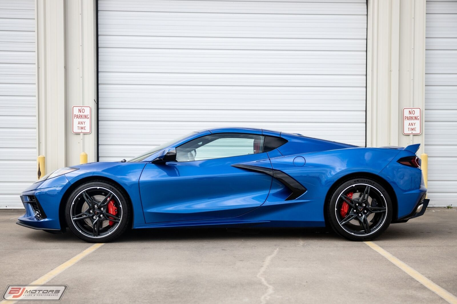 2020 Blue Chevrolet Corvette  2LT | C7 Corvette Photo 9