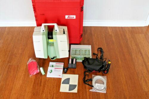 Leica ScanStation C10 3D Laser Lidar Scanner