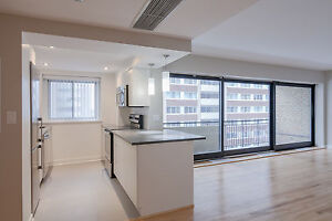Concordia  - McGill - Downtown - 2 Bed 2 Bath - Fully Renovated