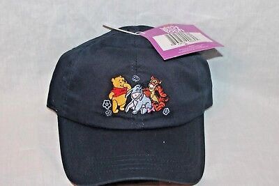 NEW  WITH TAG  WINNIE THE POOH  AND FREINDS KIDS BLUE  CAP