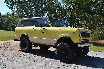 1979 International Harvester Other Scout II: International Harvester 1979 Scout II