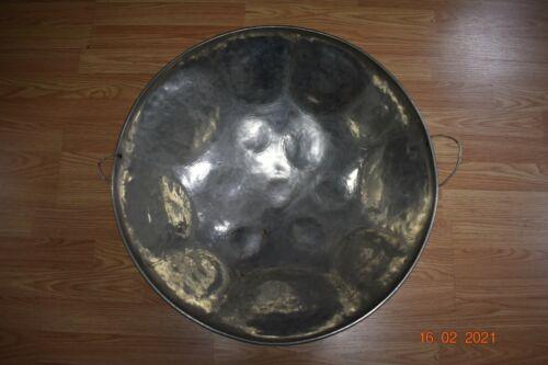 Vintage Original Steel Drum