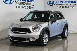 MINI Cooper Countryman 2013 + S + ALL4 + NAVI +PANO + PREMIUM +