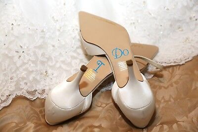 I Do Shoe Stickers,Bridal Shower Gift, Bachelorette Party, Bride - Bridal Shower Gift