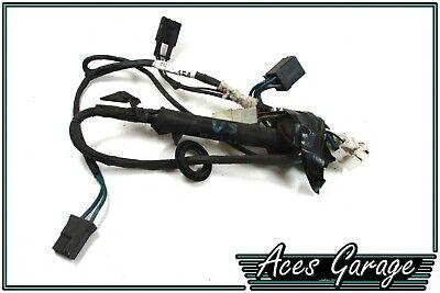 RHR RH Rear Right Door Wiring Harness Loom VR VS Commodore SS HSV Parts - Aces