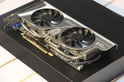 MSI GeForce GTX 560 Ti Twin Frozr II/OC 1GB GDDR5