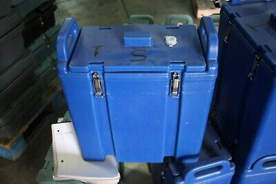 Cambro 350lcd Insulated Food Carrier Soup Catering Box Cooler Warmer Container