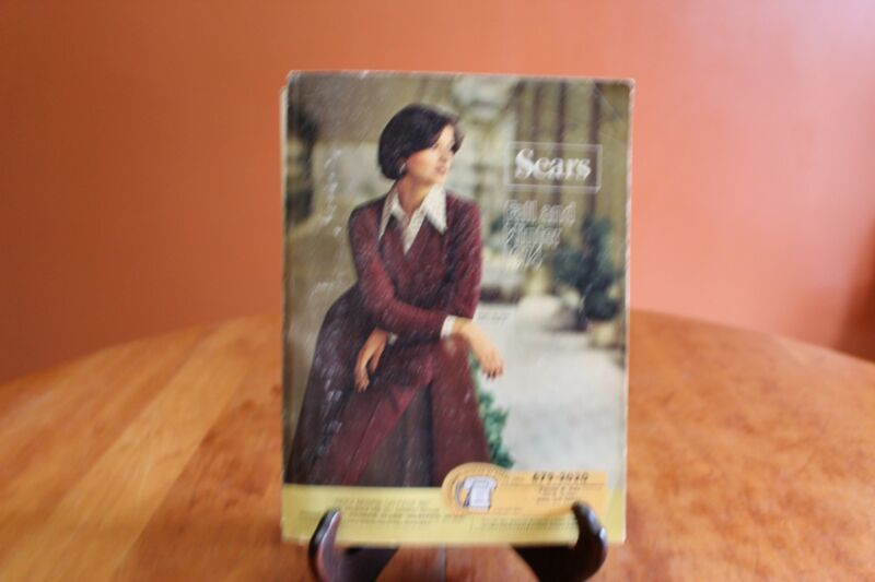 Vintage Sears Roebuck & Company Fall Winter 1974 Catalog 1,558 Pages Midwest