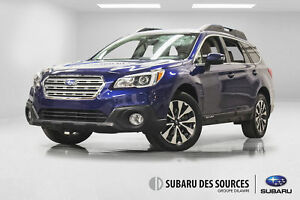 2016 Subaru Outback 2.5i Limited, Eye Sight, Toit, Cuir, Navigat