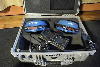 Spectra Precision Model Epoch 50 Gnss Gps Base And Rover  Trimble R8