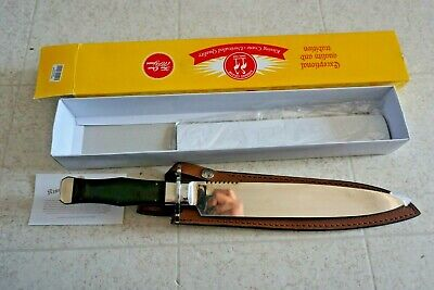 KISSING CRANE #KC5048 BOWIE KNIFE 16 5/8 New in box