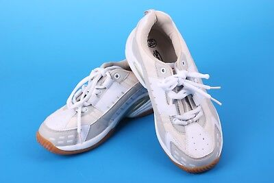 ☆Unisex SNEACKERS Kinder SPORT Schuhe☆TURNSCHUHE☆Gr.36 weiß☆HALLENSCHUHE☆w.NEU